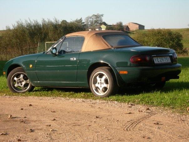 1995 Mazda MX-5 Miata - Overview - CarGurus