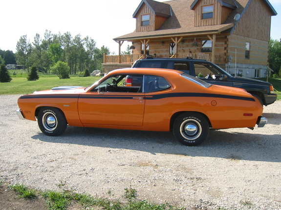 1974 Plymouth Duster - Pictures - CarGurus