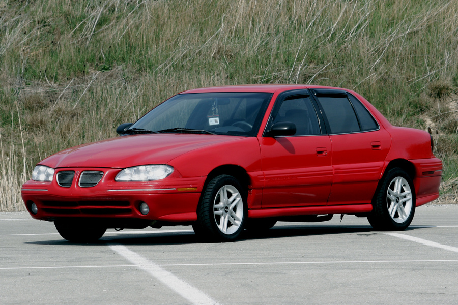 1996 Pontiac Grand Am - Overview - CarGurus
