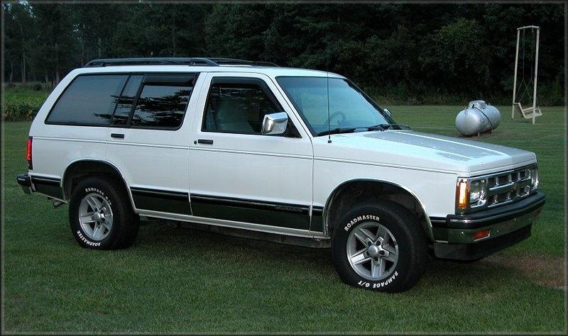1994 Chevrolet Blazer - Overview - CarGurus
