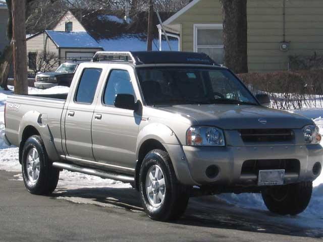2004 Nissan Frontier - Pictures - CarGurus