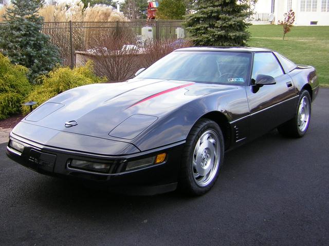 Wallpapers Of Car Corvette Convertible With Black Lights 1995 Chevrolet Corvette Overview Cargurus