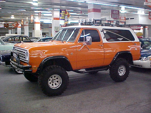 Dodge Ramcharger - Overview - CarGurus