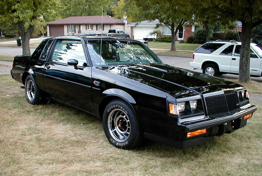 1987 buick regal limited ~ Celebrity Hot
