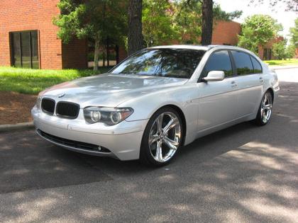 2002 BMW 7 Series - User Reviews - CarGurus