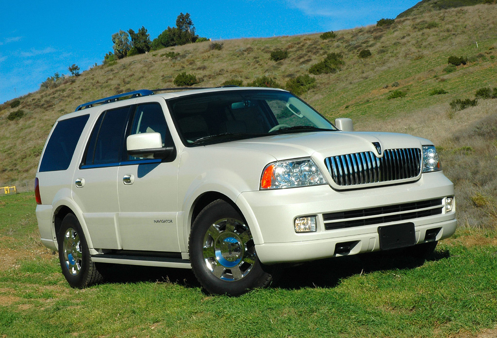 2005 Lincoln Navigator - Overview - CarGurus