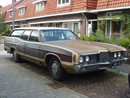 1972 Ford Country Squire - Pictures - CarGurus