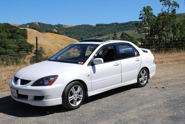 2004 Mitsubishi Lancer - User Reviews - CarGurus