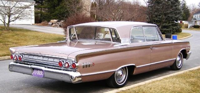 1963 Mercury Monterey - Pictures - CarGurus