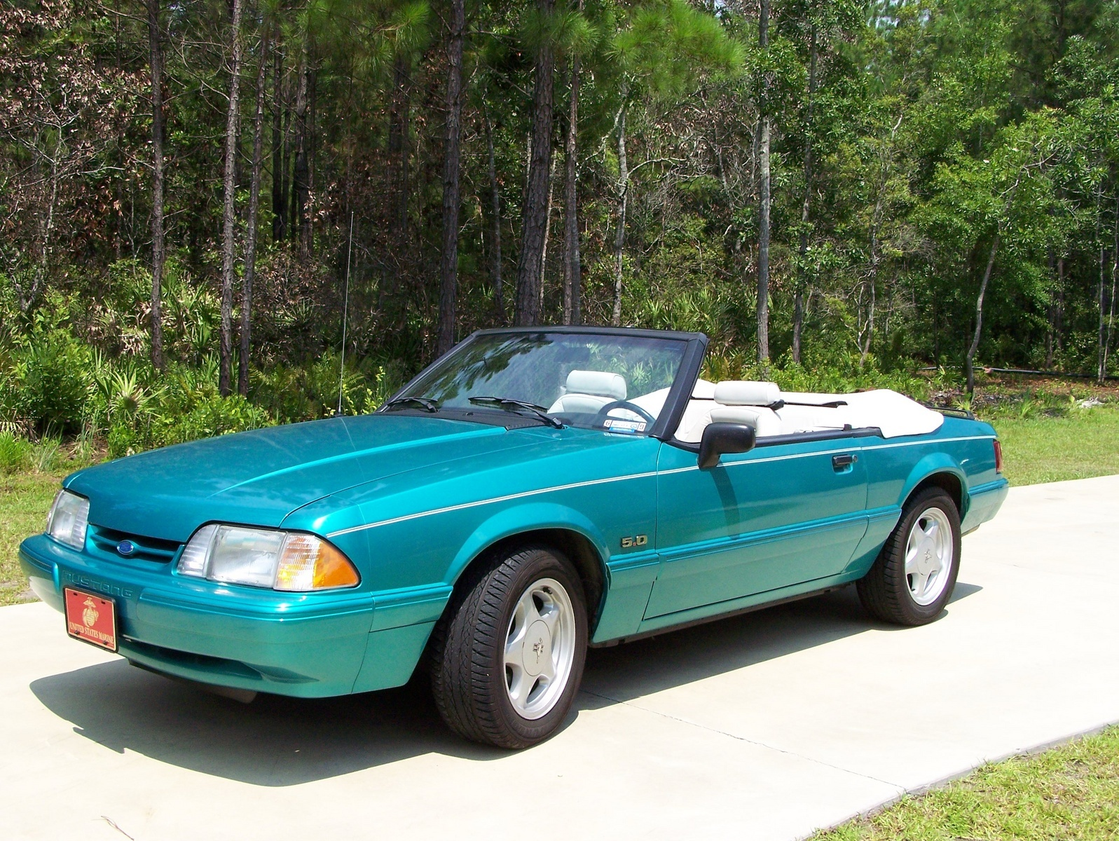But Convertible Ford Mustang Questions Low Mile Vehicle But Don T Know How To