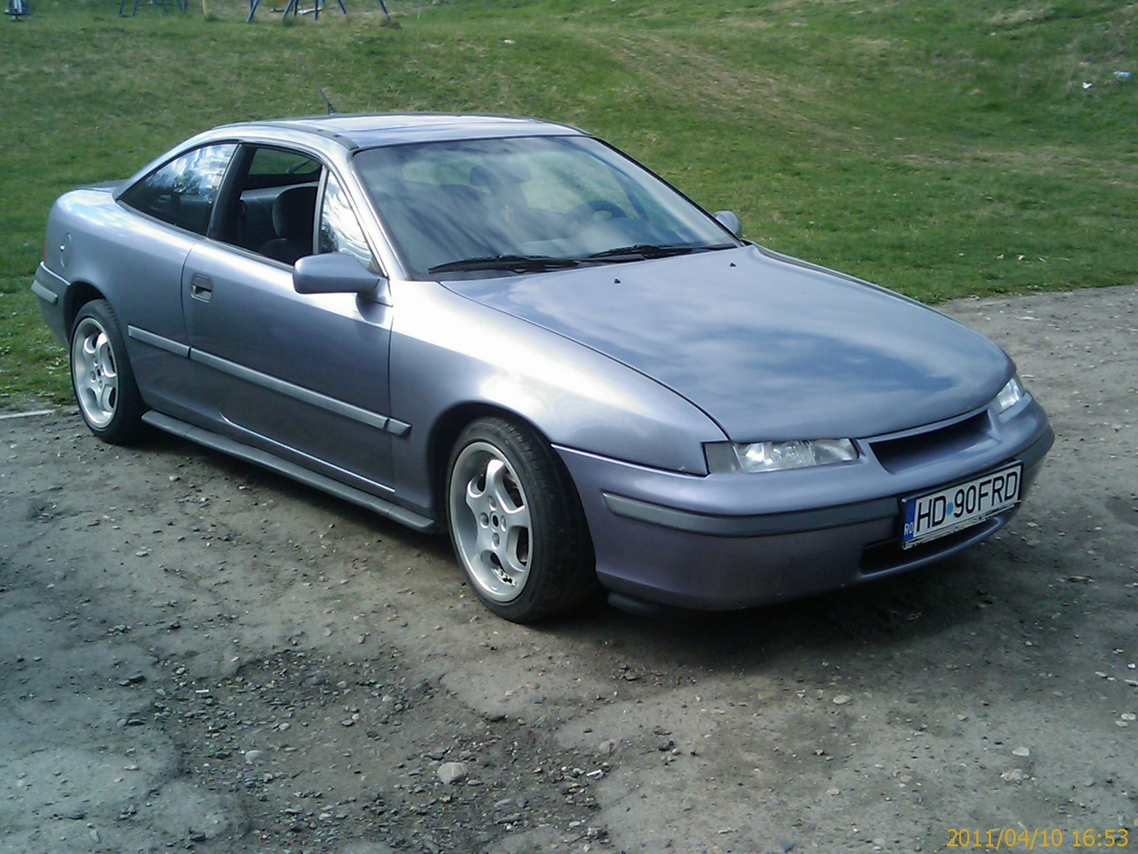 Garage Gurus Youtube Opel Calibra History Of Opel Calibra 1989 1997 File Opel