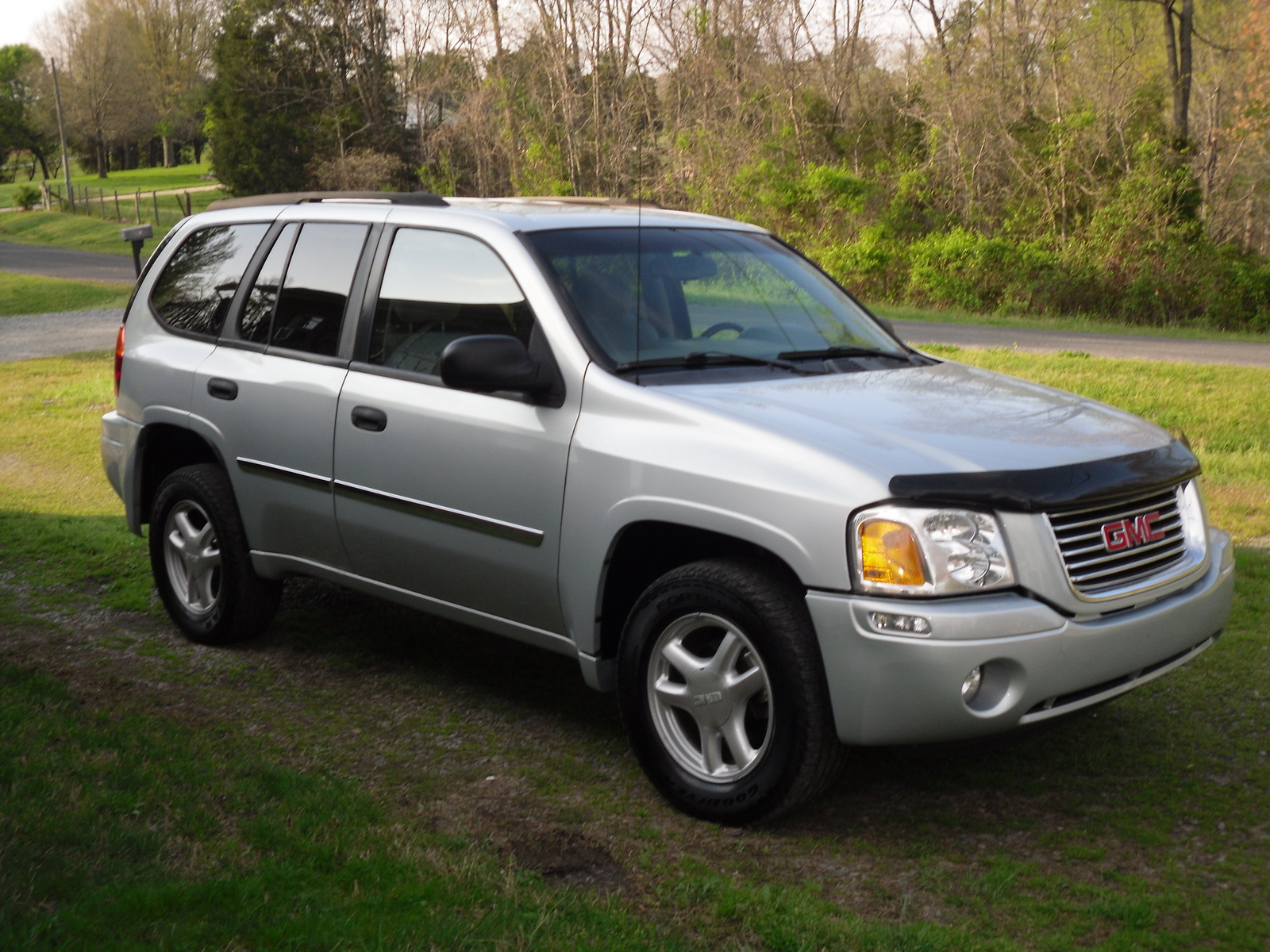 2004 Gmc Envoy Overview Images Of Home Design Rear Suspension 18 Known Problems Low Due To Failed Air Pressor On Vehicles Equipped With Springs The Compressor May Fail
