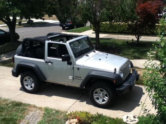 2012 Jeep Wrangler - Overview - CarGurus