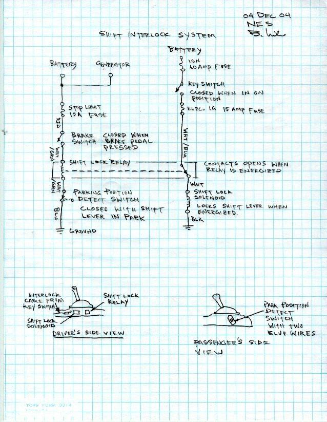 2000 Isuzu Rodeo Automatic Transmission Diagram Wiring Diagram - 19