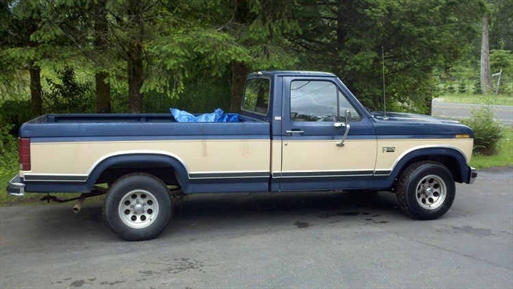 1986 Ford F-150 - Overview - CarGurus