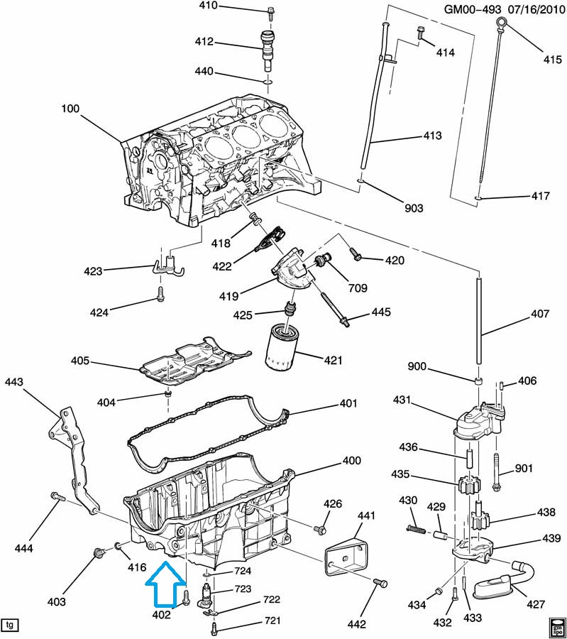 engine coolant diagram for 2014 chevy spark