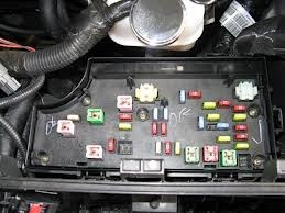 Fuse Box Chrysler Pt Cruiser Questions List Of Fuses On 2008 Pt