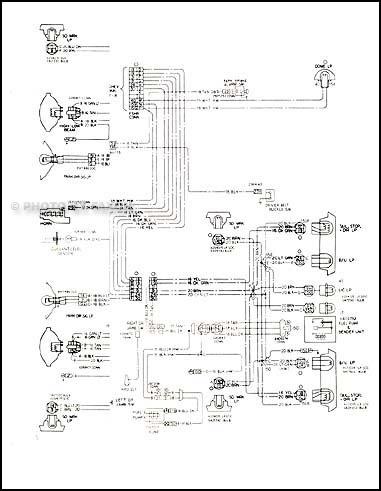 Wiring Diagram For 1986 Chevrolet Monte Carlo Wiring Diagram