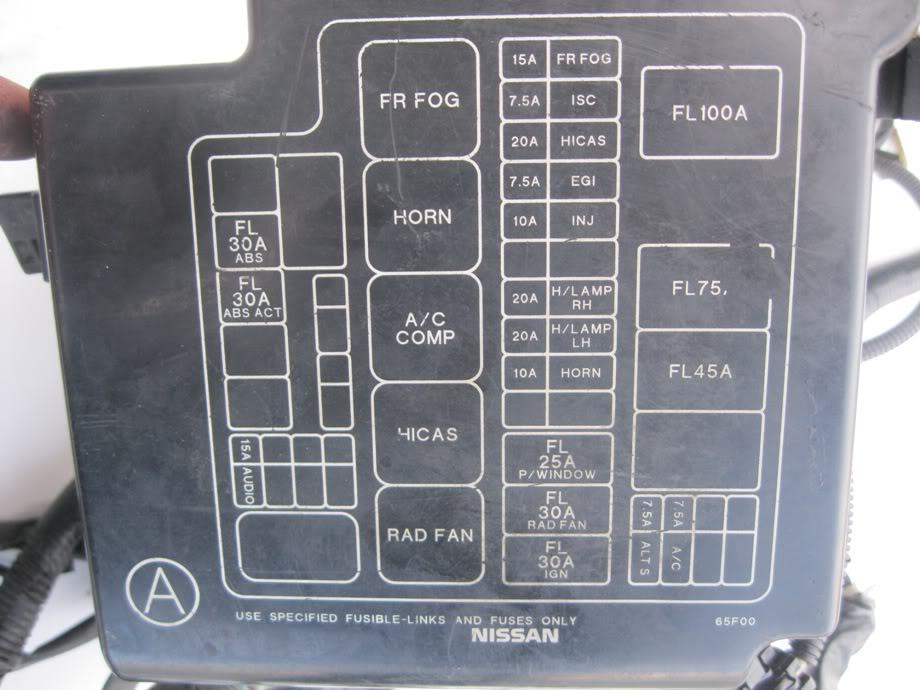 280z engine bay fuse box mark viii fuse box wiring diagrams ecu