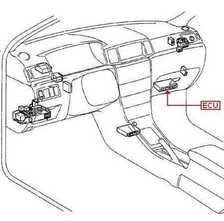 2004 Impala Ecm Location Diagram Wiring Schematic Diagram