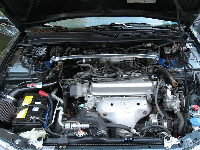 Honda Accord Questions - where to find engine type - CarGurus