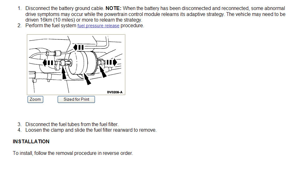 Ford E150 Fuel Filter Location Wiring Diagram Library
