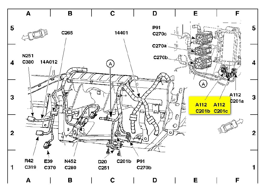 2007 ford f 150 fuse box diagram in addition ford f 350 wiring diagram