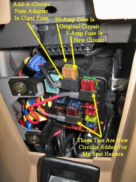 Mazda MX-5 Miata Questions - Cannot find the interior fusebox for a