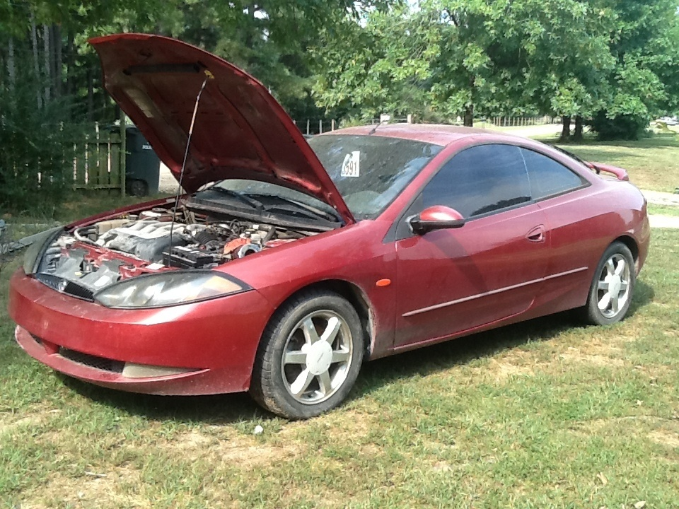 Mercury Cougar Questions - My mercury cougar will not start or turn