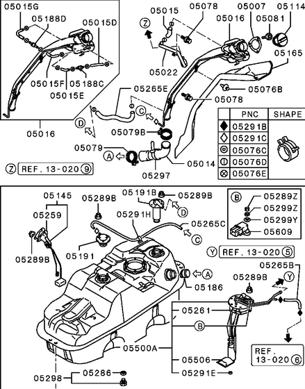 2001 montero sport diagram ground wires