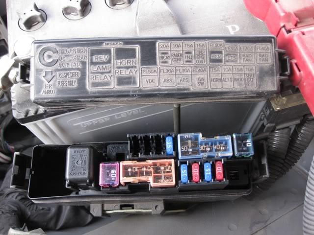 infiniti m35 fuse box