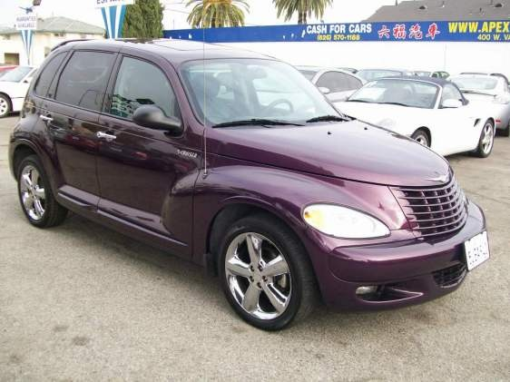 Chrysler PT Cruiser Questions - Where is the Crankshaft Position
