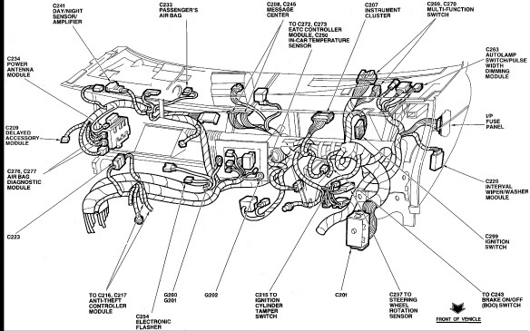 2005 Mercury Grand Marquis Starter Wiring Diagram - 8mrkmpaau