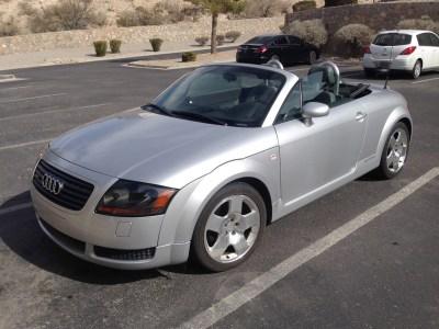 Used Audi TT For Sale - CarGurus