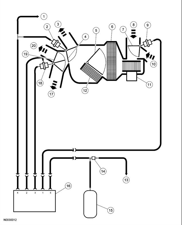 91 f250 wiring diagram going to transmission