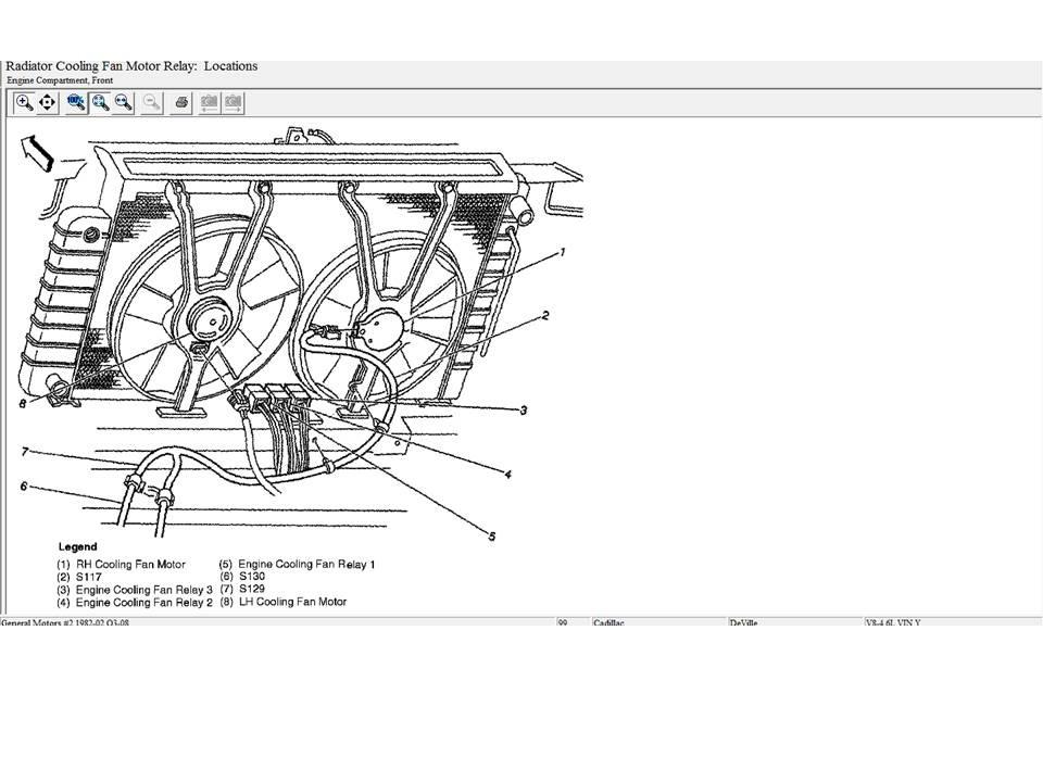 Wiring Diagram For 2001 Cadillac Eldorado Wiring Diagram
