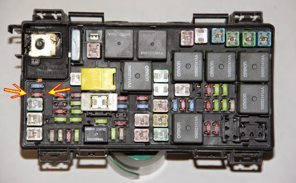 2002 Chrysler Voyager Fuse Box Location - New Era Of Wiring Diagram \u2022