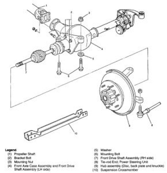 honda passport wiring diagram