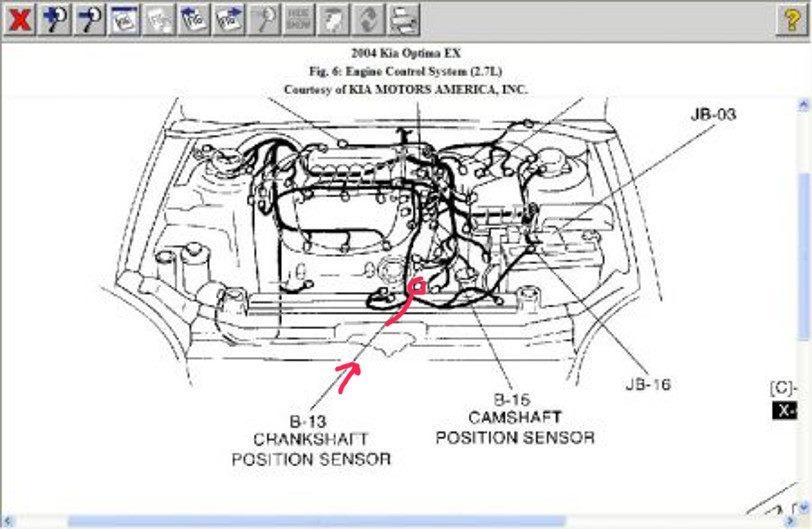 2003 kia sorento fuel filter problems