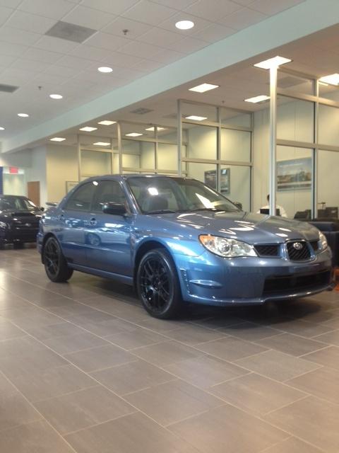 Subaru Impreza Questions - How to upgrade a \u002707 Subaru Impreza 25i