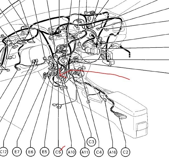 2009 Toyota Corolla Engine Diagram - Carbonvotemuditblog \u2022