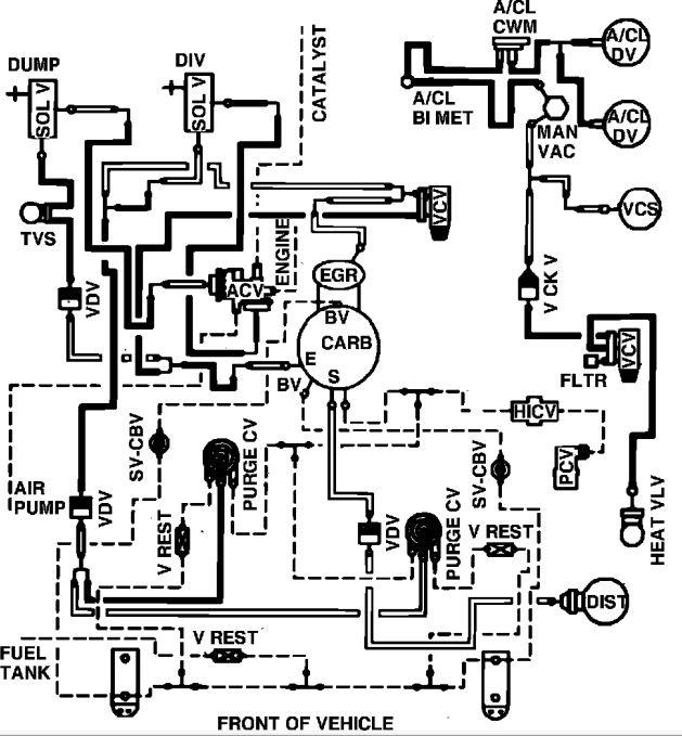 Vacuum Diagram 96 Mustang Online Wiring Diagram