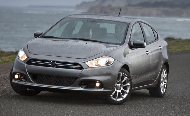 2016 Dodge Dart - Overview - CarGurus