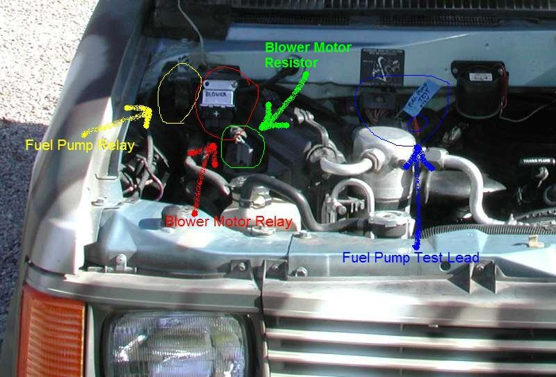 2004 Chevy Astro Fuse Box Location Online Wiring Diagram