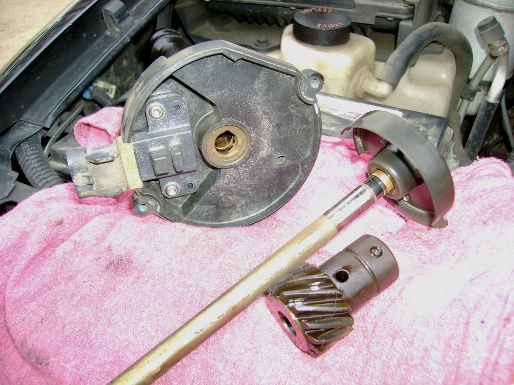 Chevrolet Silverado 1500 Questions - Silverado 43 vortec no spark