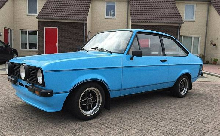 Ford Escort Questions - Can anyone help me to change a timing chain