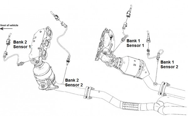 1996 FORD TAURUS ALTERNATOR WIRING DIAGRAM - Auto Electrical Wiring