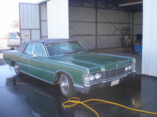 1968 Lincoln Continental - Overview - CarGurus