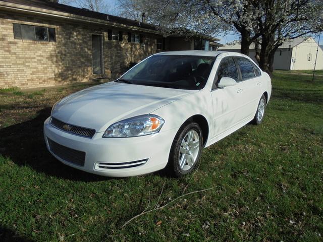 2016 Chevrolet Impala - Overview - CarGurus