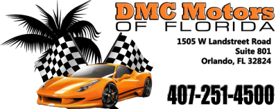 DMC Motors of Florida - Orlando, FL: Read Consumer reviews, Browse Used and New Cars for Sale